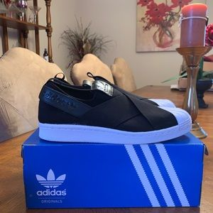 adidas Shoes - Adidas Superstar Slip on W